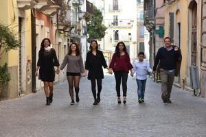 silvio famiglia