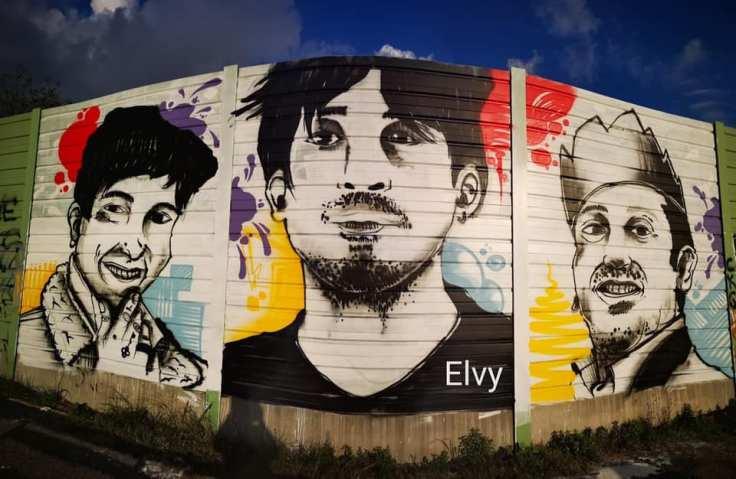 alessandro murales
