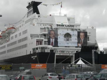 mimma nave della legalità