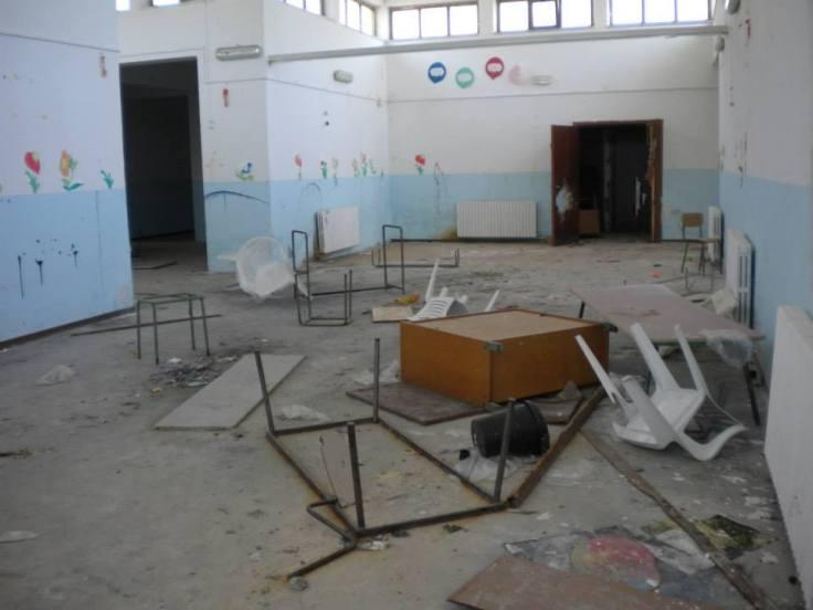 mimma scuola degradata