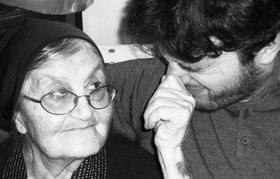 carlo e la nonna
