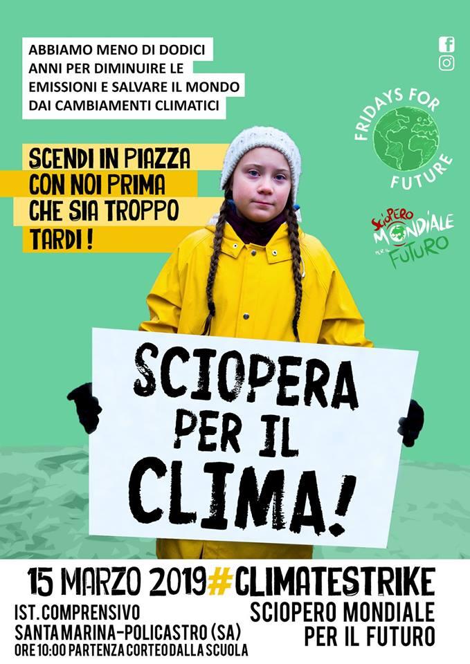 maria climate strike
