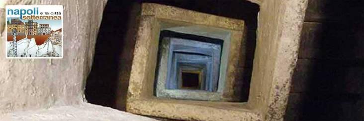 napoli sotterranea scala logo