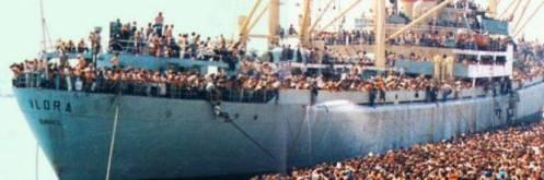 esmeralda nave