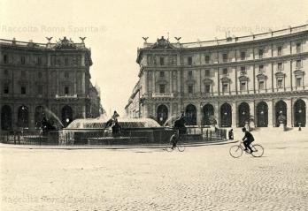 esmeralda piazza della repubblica