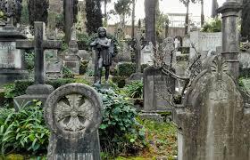 marina cimitero acattolico
