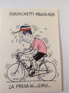 maurizio bici vignetta