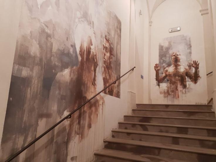 palazzo collicola scale
