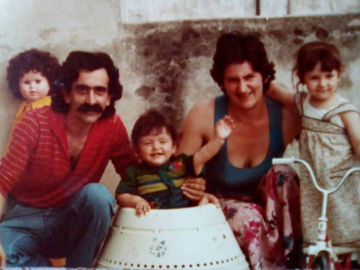 linda famiglia