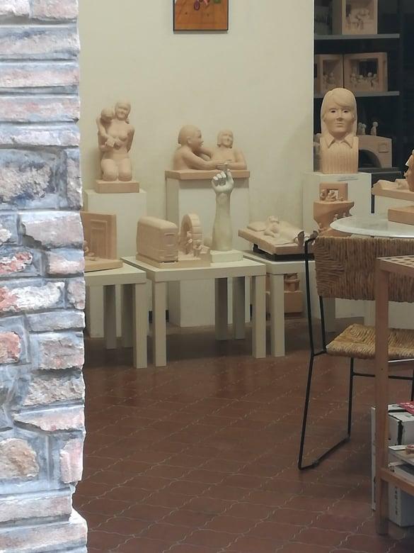 carlo sculture 1
