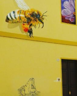 pina monne murales ape