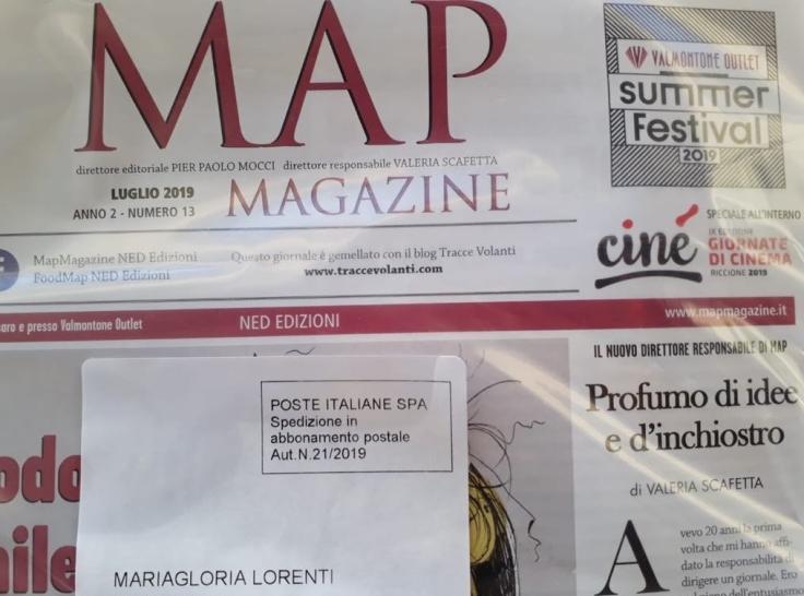 map in arrivo mariagloria