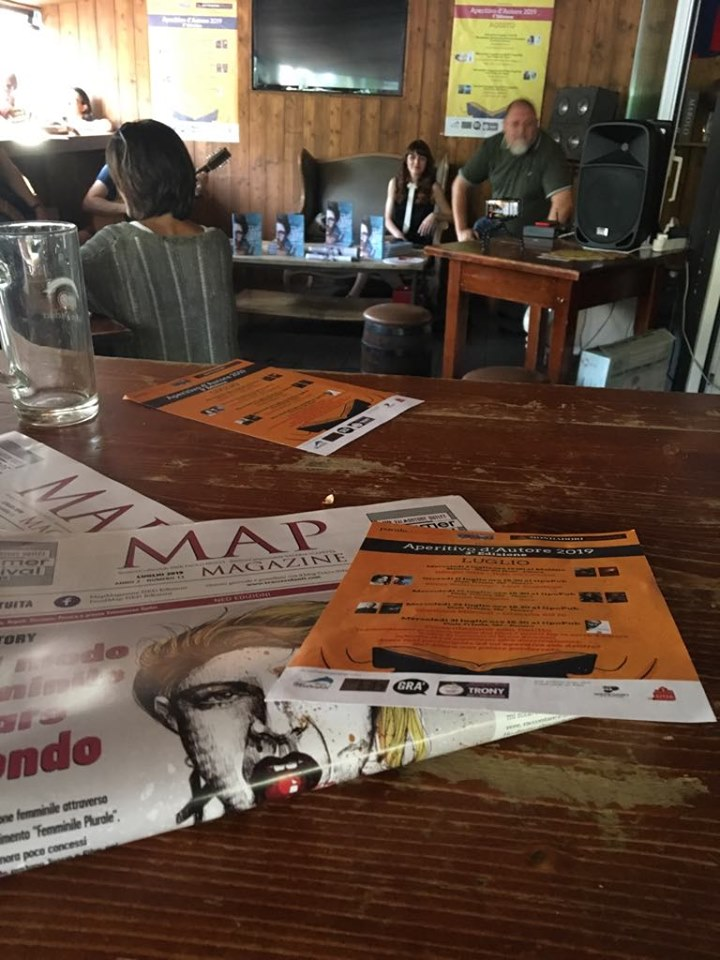 map madonna sui tavoli