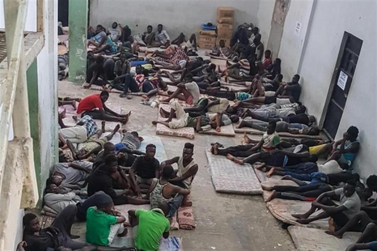 sorriso detenzione libia