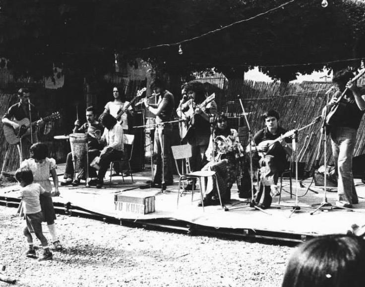ettore musicista gruppo