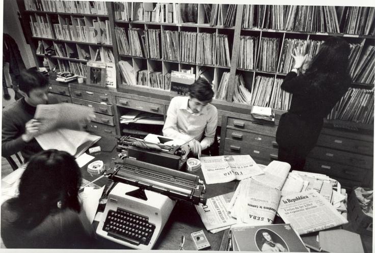 ettore radio popolare redazione