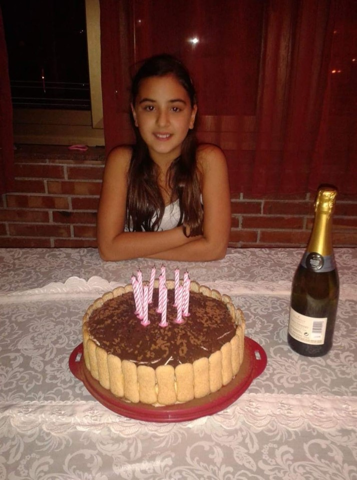 laura ultimo compleanno