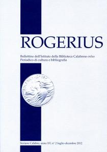 biblio rogerius