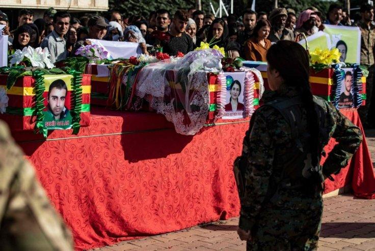 hevrin funerale