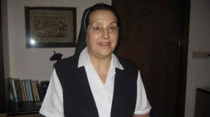 sharly madre teresa