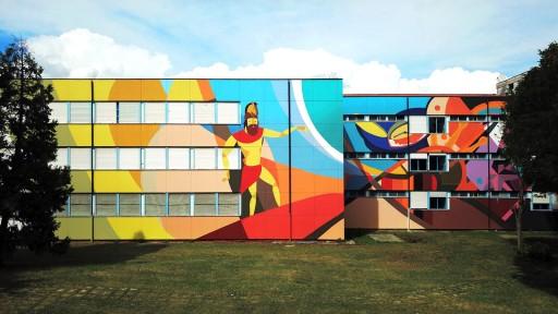 ludovico murale