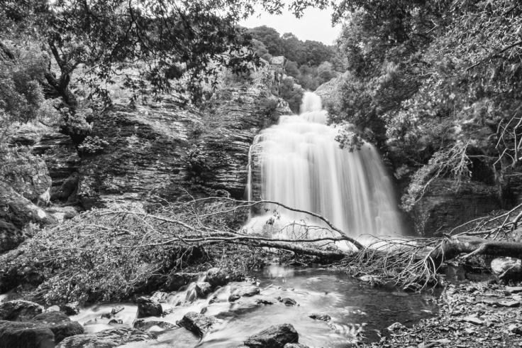 stefano monte arci cascata