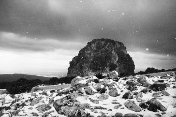 stefano monte arci neve