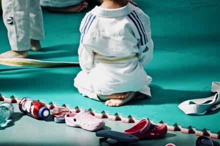 maria grazia judo bambini