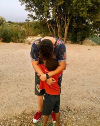 angelo gli abbracci