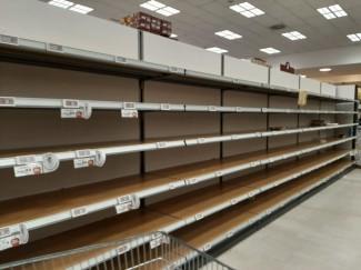 condivisione supermercati vuoti