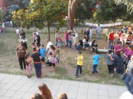 scuola torbella esterni festa