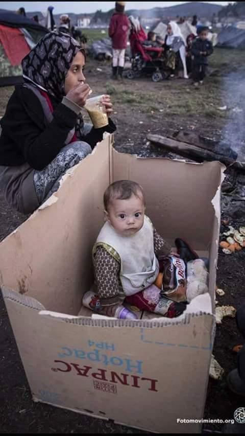tracce bimbo siriano