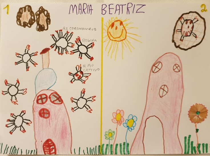 disegno maria beatriz