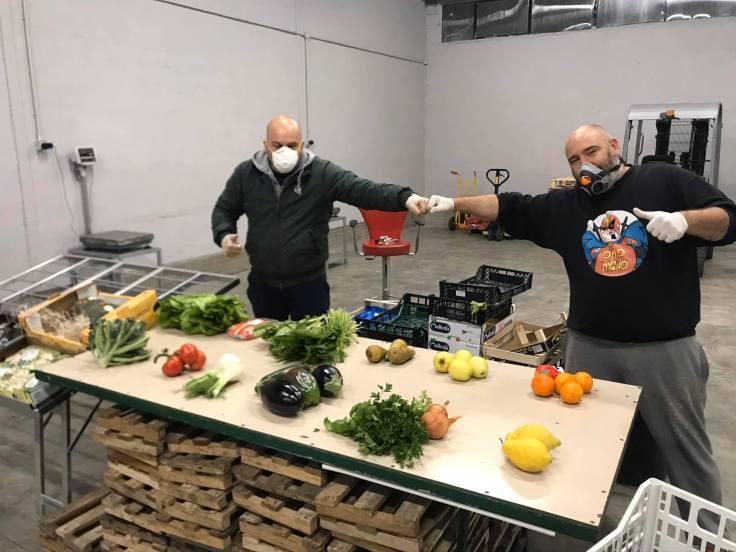 omo frutta e verdura