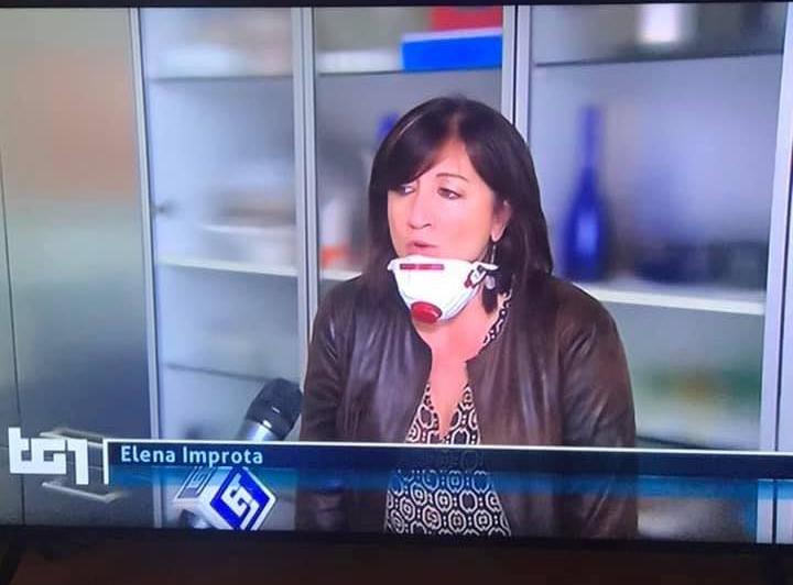 elena in tv