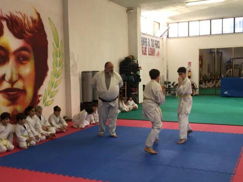 palestra karate