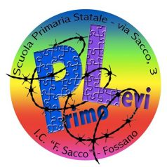 marco silvia scuola logo
