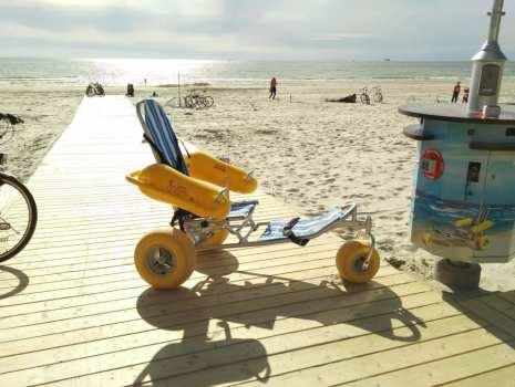 spiagge strumenti